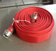 Double jacket Layflat fire fighting hose with all kinds of sizes and OEM service