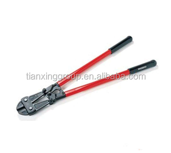 free sample different kinds of construction bolt cutter T8 steel blade &pp handle