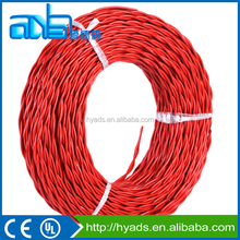 2 core 2.5 sq mm twisted pair lighting cable