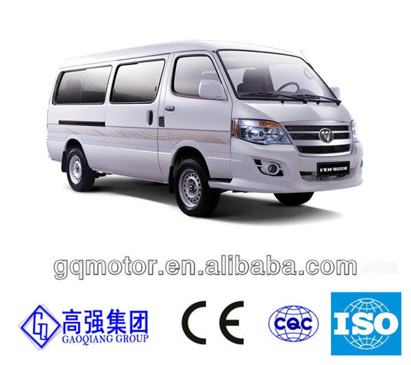China foton view van for sale