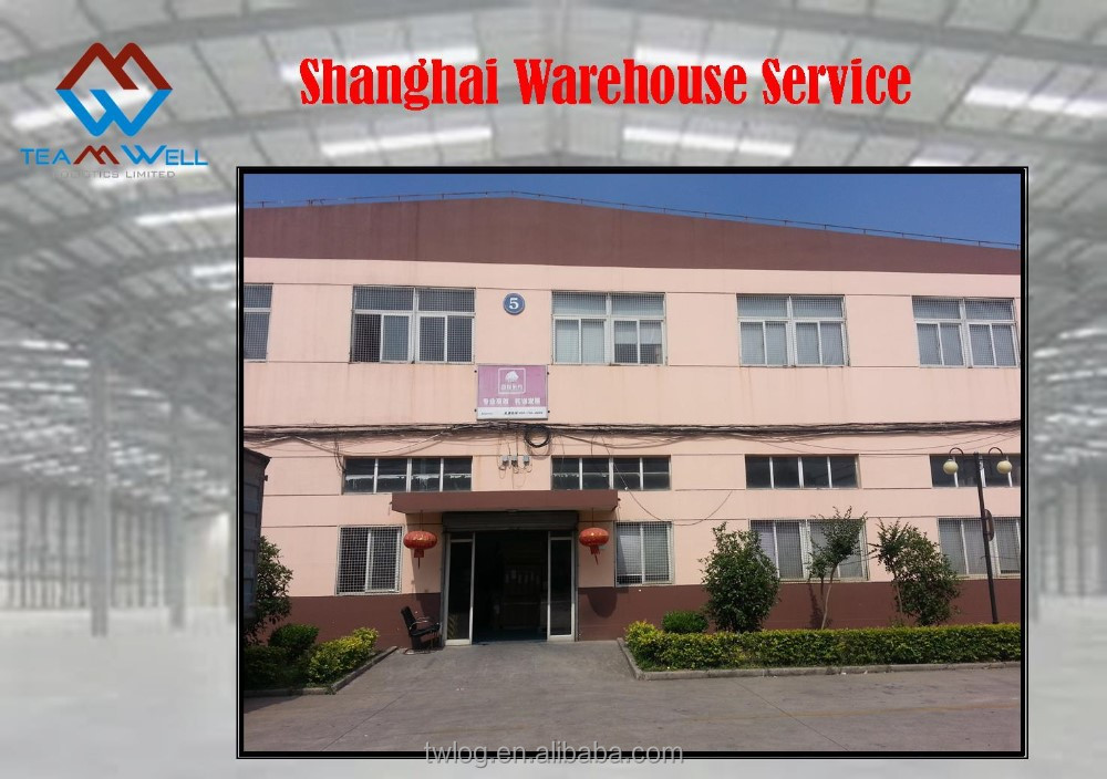 SHANGHAI Warehouse & Distribution Center