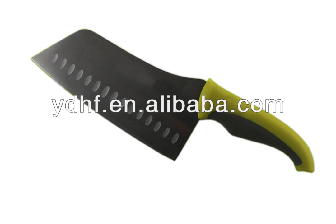 HF-050 good quality S/S kitchen chef knife,stainless steel cleaver knife