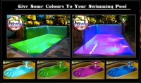 rgb 12W 15W 18W 36W 72W multi color underwater aquarium light led waterproof light ip68 led underwater waterproof light