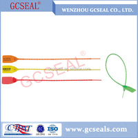GC-P001 Hot Selling 2015 high quality security plastic seals for trucks packaging