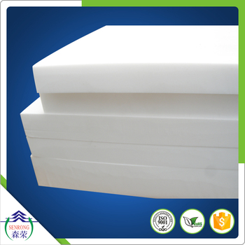 5mm-100mm molded ptfe sheet