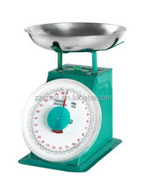 High quality Kitchen dial spring scale mechanical weighing apparatus