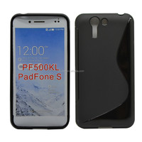 New Mobile Phone Case S Line TPU Case Cover for ASUS PadFone S from Laudtec