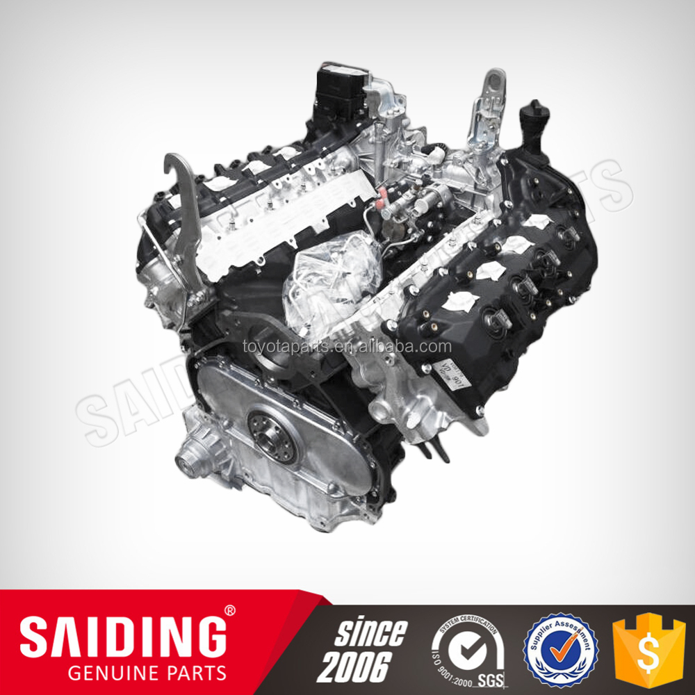 toyota new land cruiser vdj200 V8 Engine Assembly 19000-51030 1VD Engine
