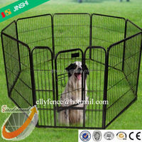 80x80cm Collapsible Puppy Exercise Fence Pet Dog Playpen