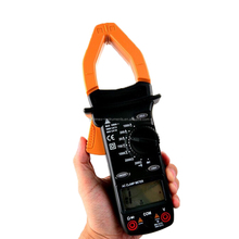 AC Digital Clamp Meter 2000 Counts with Back Light