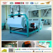 new type high quality grains vibrating cleaning sieve
