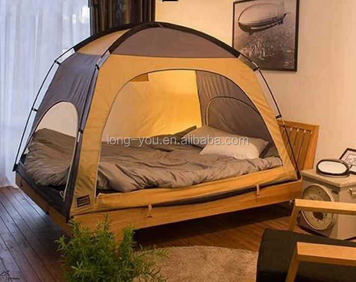 Winter kids folding house tent indoor kids bed tent