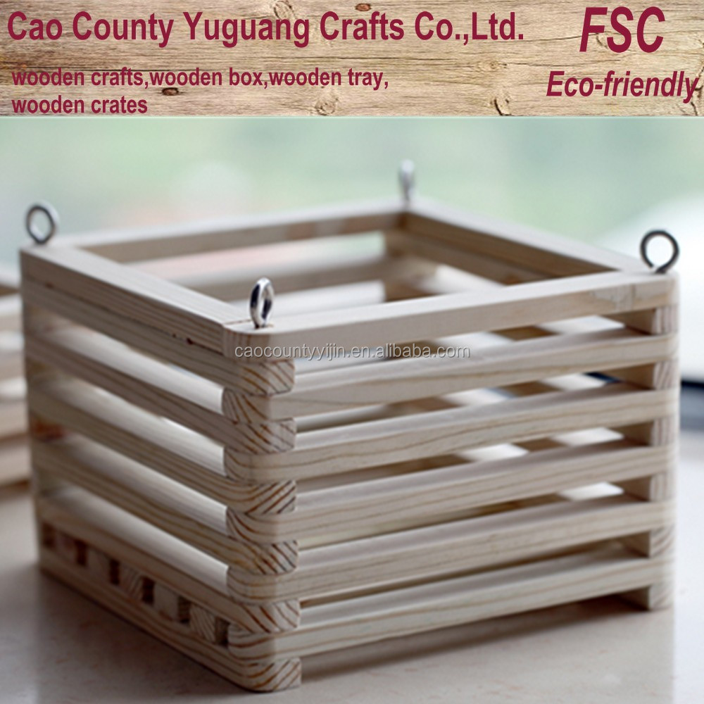 Wood shipping crates for sale antique wood crates cheap for Vintage crates cheap