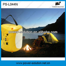 solar lantern for camping with USB port for mobile phone charger