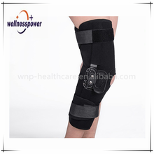 Adjustable knee leg brace medical Knee Pad/orthopedic knee brace