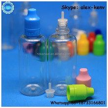New products 60ml PET making machine plastic bottle for flavor