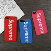Multi Color Supreme jordan pop design phone case for iphone 6, 7, 7 plus