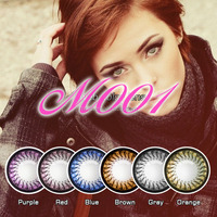 Baby Doll eyes contacts/ soft and safe color lens/ cheapest magic charming lenses