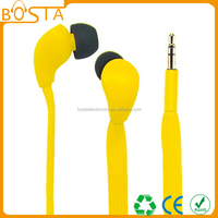 The good quality products alibaba express electronics noise cancelling in ear earbuds shoelace waterproof