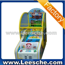 LSJQ-686 Hot sale GGbond basketball game for kids street basketball arcade game machine coin operated amusement game machine
