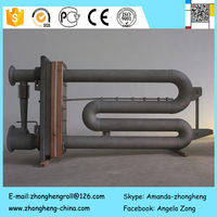 Centrifugal Casting W type Radiant Tube for Annealing Furnace