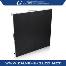 Guangzhou indoor P4 P5 P6 die-casting aluminum rental led display/Super slim rental cabinet/indoor rentalled panel