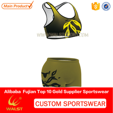 OEM Custom Top Quality Sublimated netball sports bra netball bodysuit Skirts For Club Team