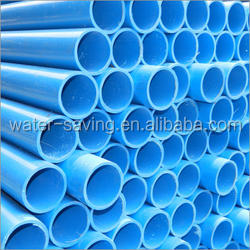 Blue 2 inch PVC pipe PVC hose PVC tubing for farm irrigation system