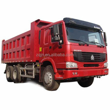 Brilliant!SINOTRUK howo tipper 12 wheeler trucks