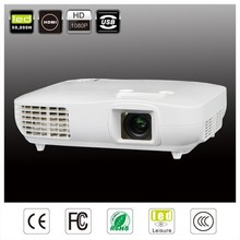 Home theater cinema 3 LED Full HD 1080P 1920x1080 Pico Video Portable mini android wifi portable projector