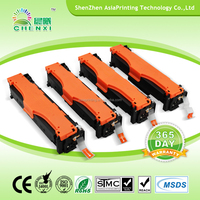 For Canon LBP7200 / 7120 useful color toner cartridge CRG118 CRG318 CRG418 CRG718