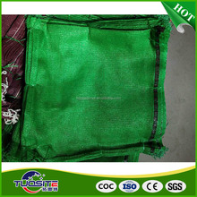 AUTOMATIC machine use woven leno mesh bags