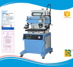 LC-500P Hot sale Semi-automatic Vacumn pens and mug screen printing machines