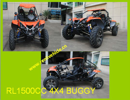 1500CC OFF ROAD SAND BUGGY 4X4/4X2 CHANGED