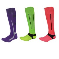 In Stock Training Compression Sublimated Socks
