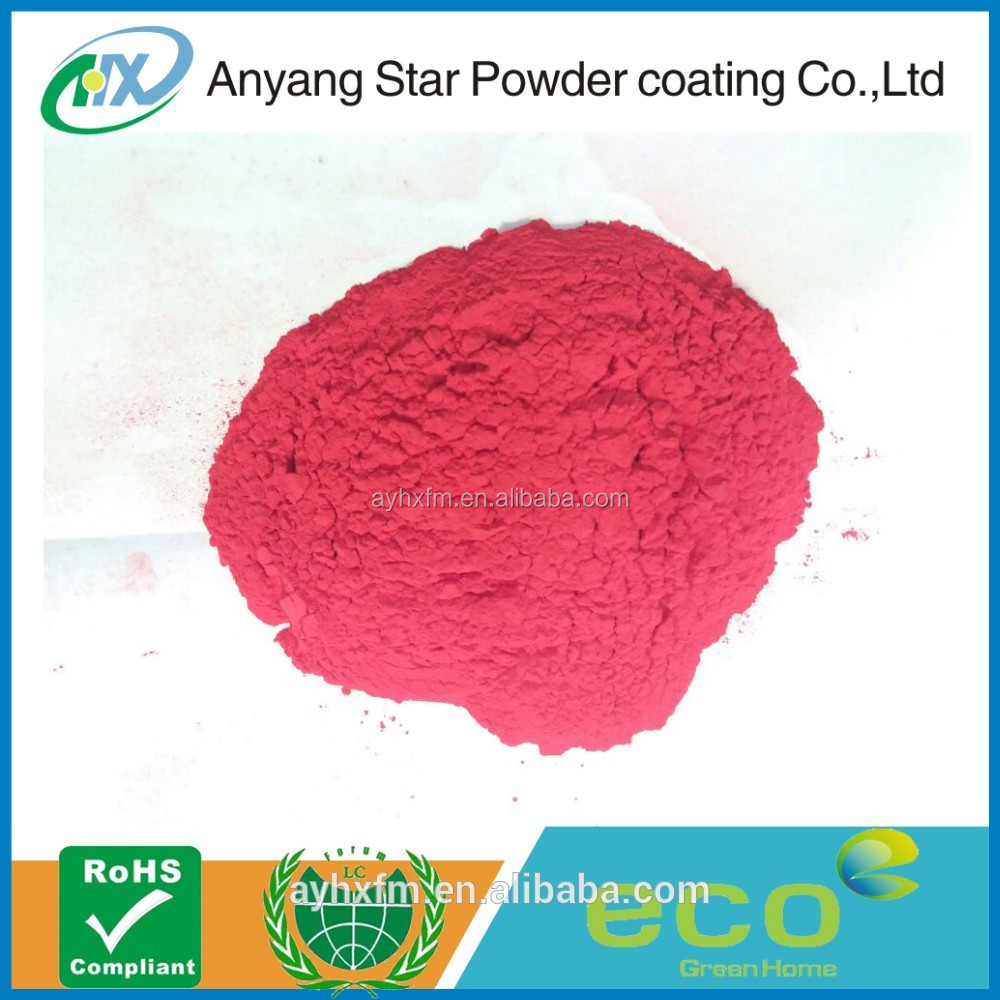 Anyang Star Factory Supply metallic powder coating paints epoxy resin lead epoxy polyester powder paint lab equipment aluminium