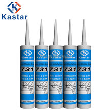 Good adhesion super silicone sealant for architectural applications
