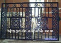 The Huge galvanized farm gates by iron