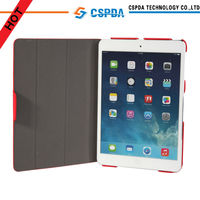 New Ultra Thin Cold Pressing book case flip cover for Apple iPad mini wake/sleep function case