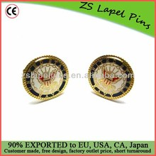 high quality military cufflinks