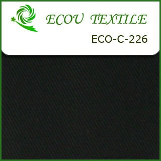 cotton twill fabric plain dyed