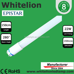 Fluorescent tube led replacement led light t8 150cm 22w