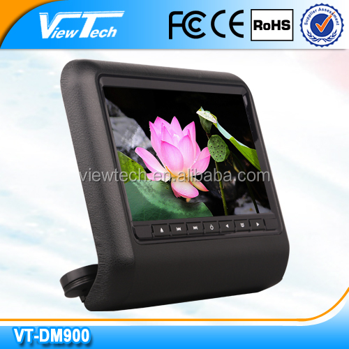 9'' headrest monitor for honda crv