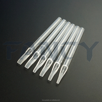 Plastic Disposable Tattoo Needle Tips (2nd Gen) - Open Shovel