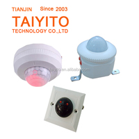 TAIYITO TDX6820C home automation system PIR 360 degree motion sensor infrared motion sensor wireless motion sensor