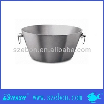 Hot Sale Stainless Steel Ice Bucket Wine Cooler Champagne Bucket