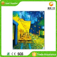 3D Diy For Wall Decoration Plastic Stone Diamond Embroidery Painting