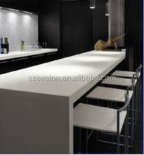 led lighted bar counters bar tables cheap reception desk,Solid Surface Modern Bar Counter For Home