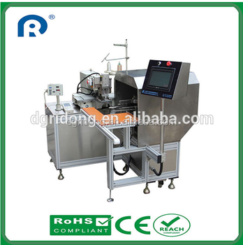 Advanced Curtain Pinch Pleating Machine