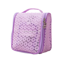 Wholesale personalized PVC travel cosmetic bag sets